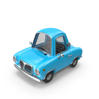 Cartoon Car PNG & PSD Images