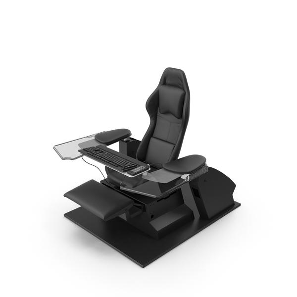 Gaming Workstation PNG & PSD Images