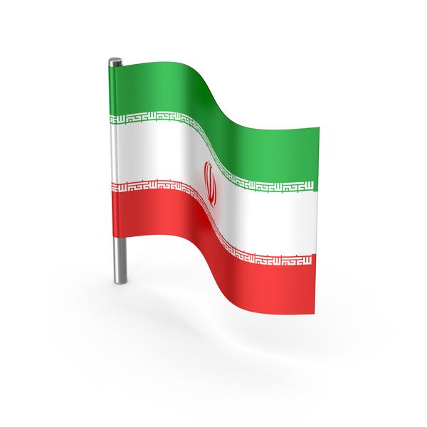 Iran Flag PNG & PSD Images