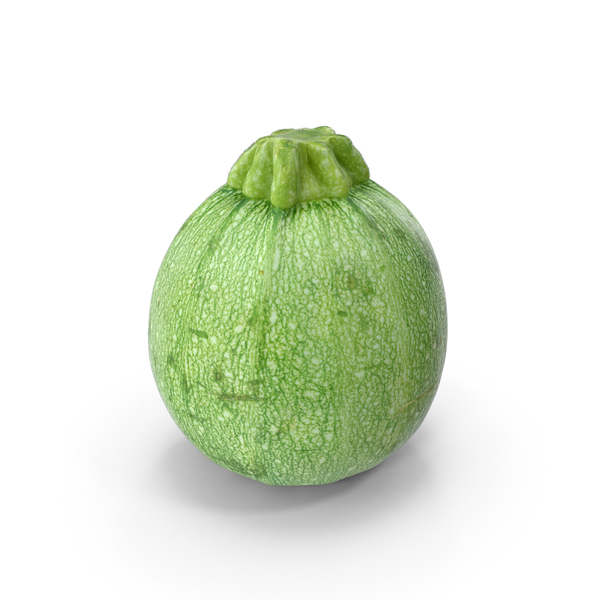 Round Zucchini PNG & PSD Images