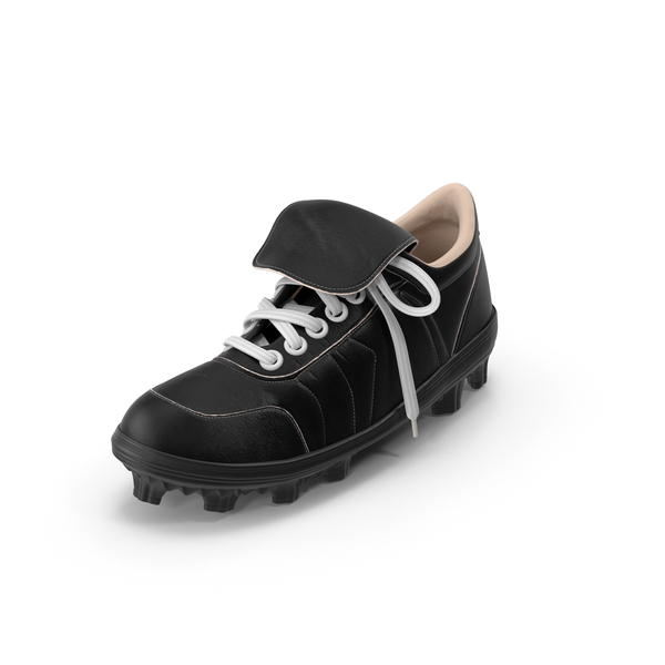 Baseball Cleats Black PNG & PSD Images
