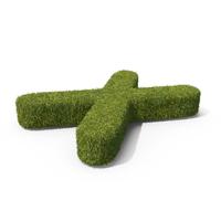 Grass Multiplication Symbol PNG & PSD Images