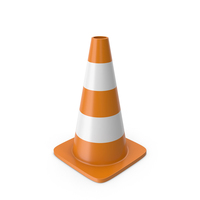 Traffic Cone PNG & PSD Images