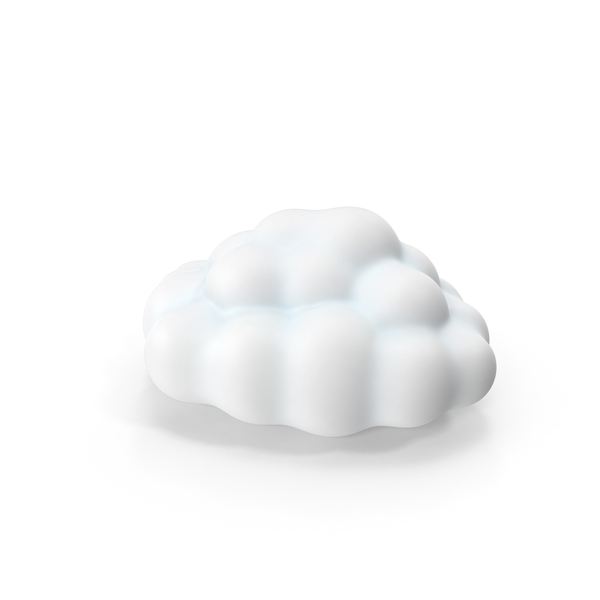 Cloudy Weather Symbol PNG & PSD Images