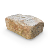 Stone Block PNG & PSD Images