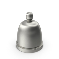 Brushed Metal Bell PNG & PSD Images