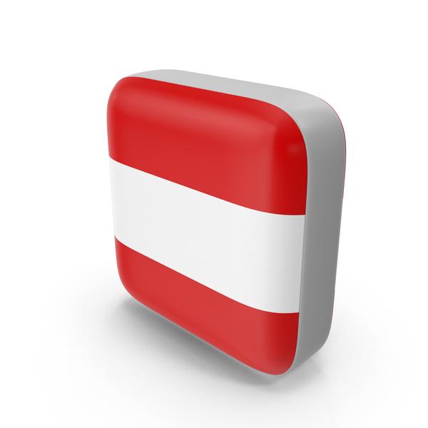Austria Icon Flag PNG & PSD Images