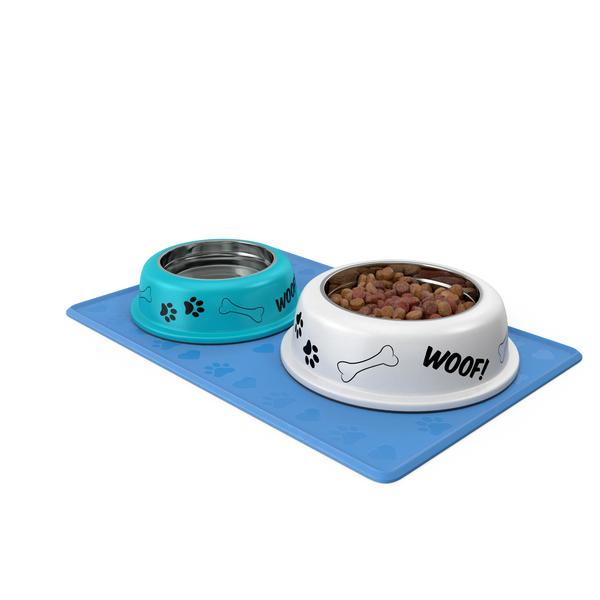 Dog Bowls PNG & PSD Images