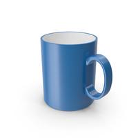 Blue Mug PNG & PSD Images