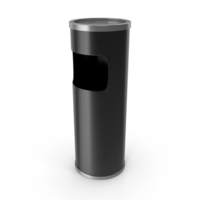 Street Urn Ashtray PNG & PSD Images