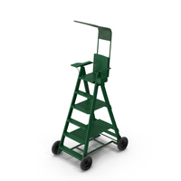 Tennis Umpires Chair PNG & PSD Images
