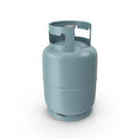 Grey Blue Gas Tank PNG & PSD Images