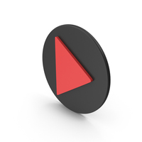 Red Play PNG & PSD Images