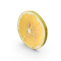 Lemon Slice PNG & PSD Images