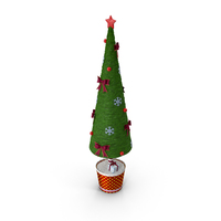 Toy Christmas Tree PNG & PSD Images
