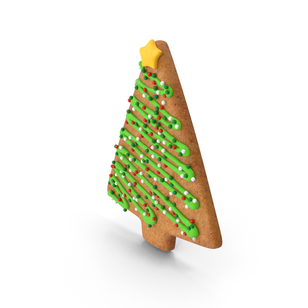 Gingerbread Tree PNG & PSD Images