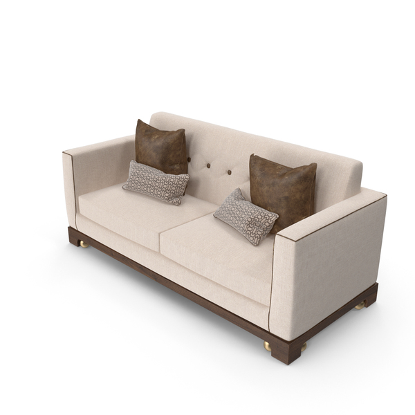 Double Sofa PNG & PSD Images