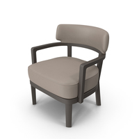 Zoe Small Armchair PNG & PSD Images
