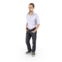 Man Standing PNG & PSD Images