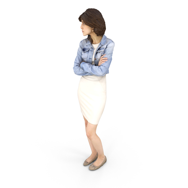 Woman Standing PNG & PSD Images