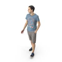 Man Walking PNG & PSD Images