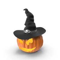 Halloween Pumpkin PNG & PSD Images