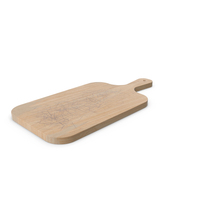 Old Chopping Board PNG & PSD Images