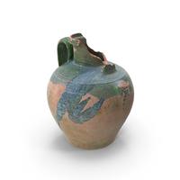 Broken Clay Pot PNG & PSD Images