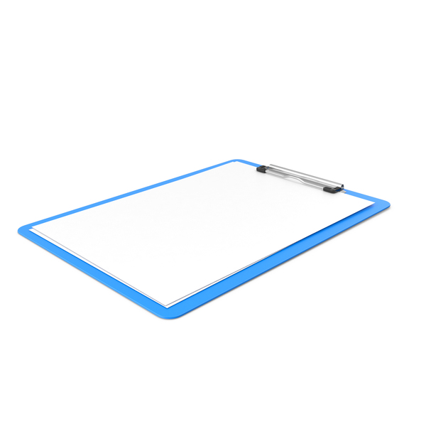 Clipboard Paper Side PNG & PSD Images
