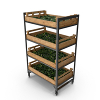 Retail Shelf With Kirby Cucumbers PNG & PSD Images