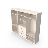 Wardrobe Wood PNG & PSD Images