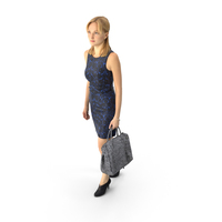 Woman Walking Business PNG & PSD Images