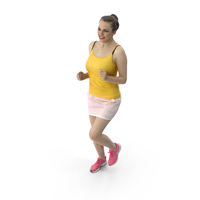 Woman Running PNG & PSD Images
