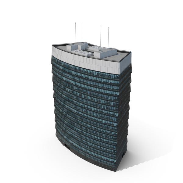 High City Skyscraper PNG & PSD Images