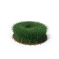 Grass & Dirt Shape Tall PNG & PSD Images