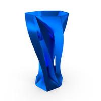 Blue Metal Vase PNG & PSD Images
