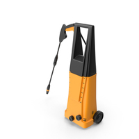 Pressure Washer PNG & PSD Images