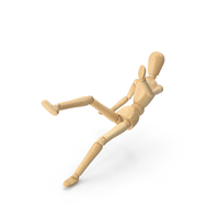 Falling Mannequin PNG & PSD Images