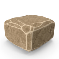 Stylized Stone PNG & PSD Images