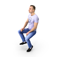 Man Sitting Business PNG & PSD Images