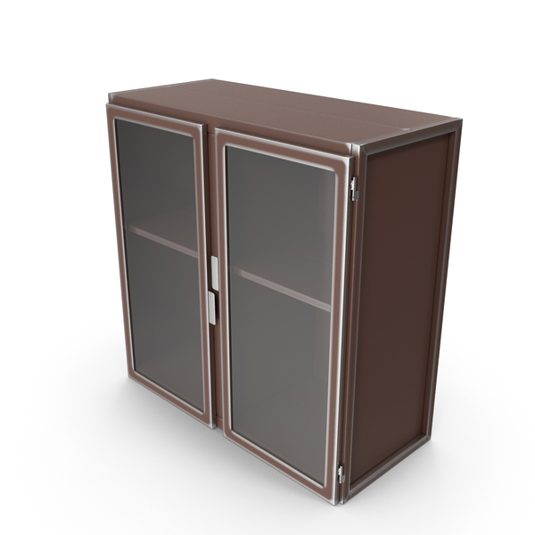Old Storage Cabinet PNG & PSD Images