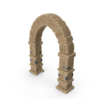 Stylized Arch PNG & PSD Images
