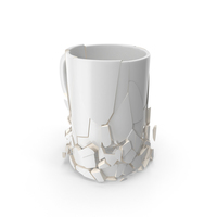 Broken Mug PNG & PSD Images