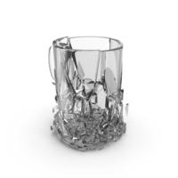 Broken Mug Glass PNG & PSD Images