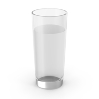 Highball Glass With Water PNG & PSD Images
