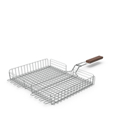 Grill Basket PNG & PSD Images