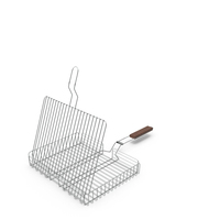 Open Grill Basket PNG & PSD Images