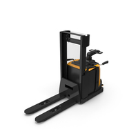 Electric Forklift PNG & PSD Images