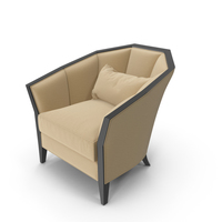 Christopher Guy Iribe Armchair PNG & PSD Images