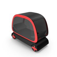 Electric Car Prototype PNG & PSD Images